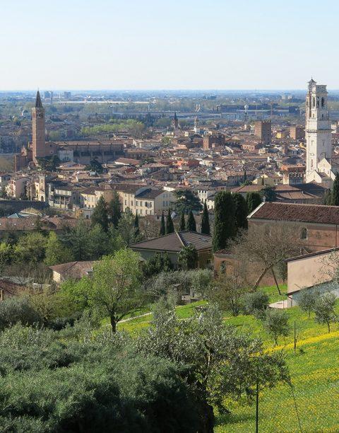 Verona panorama