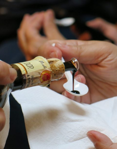 Tasting of Balsamic Vinegar