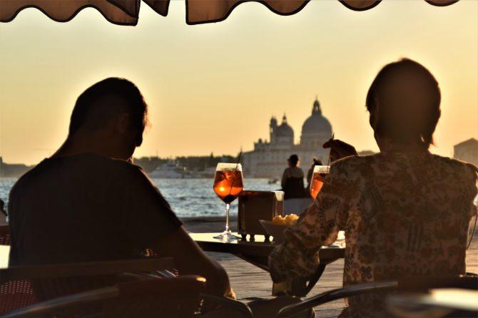 Aperitivo in Venice
